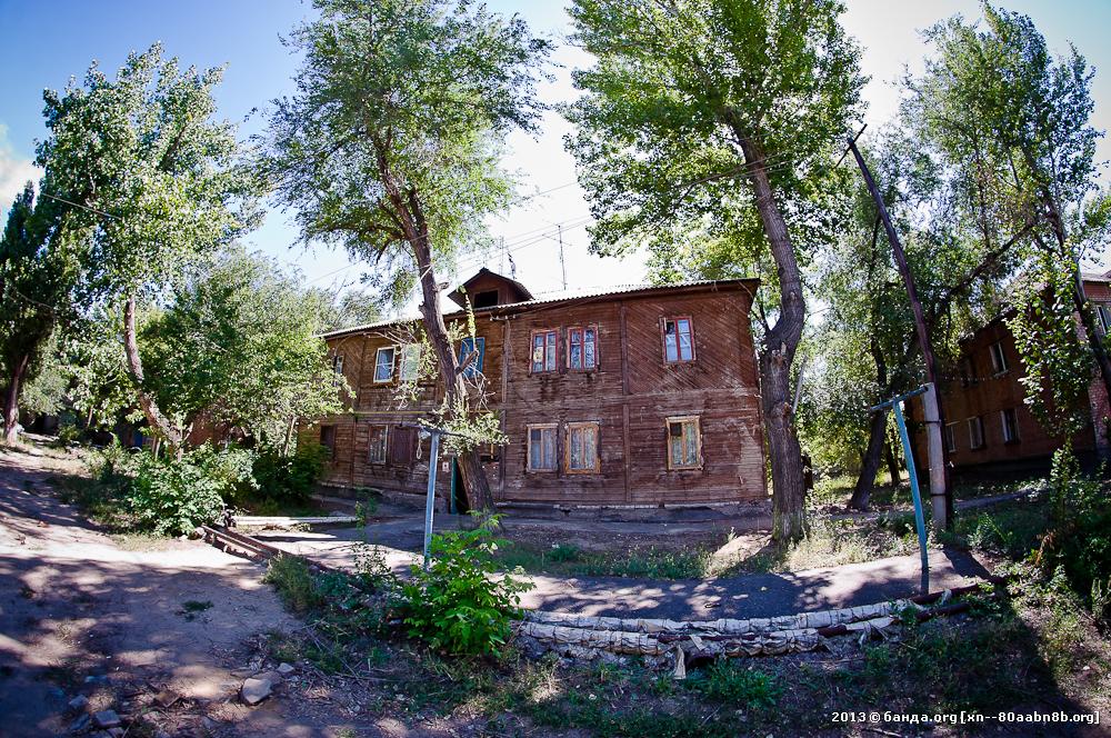 Волгоград. Красноармейск район / 30 августа 2013 год