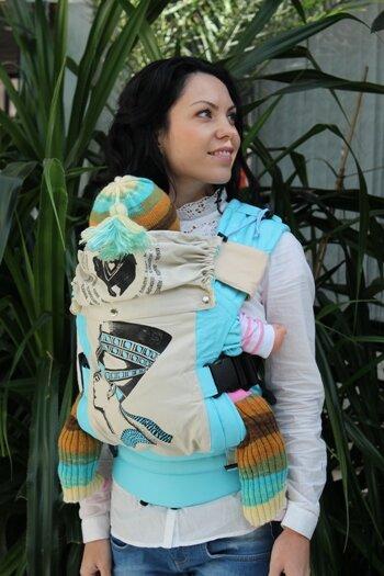 эргономичный рюкзак гуслёно