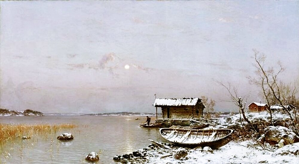 Пейзажи Ван Гога Галерея картин художника Винсента Ван Гога