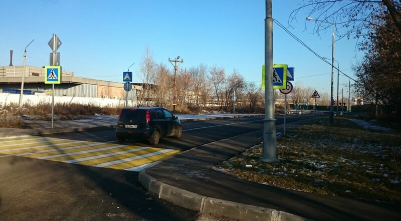Юго-Восток Москвы - дорога