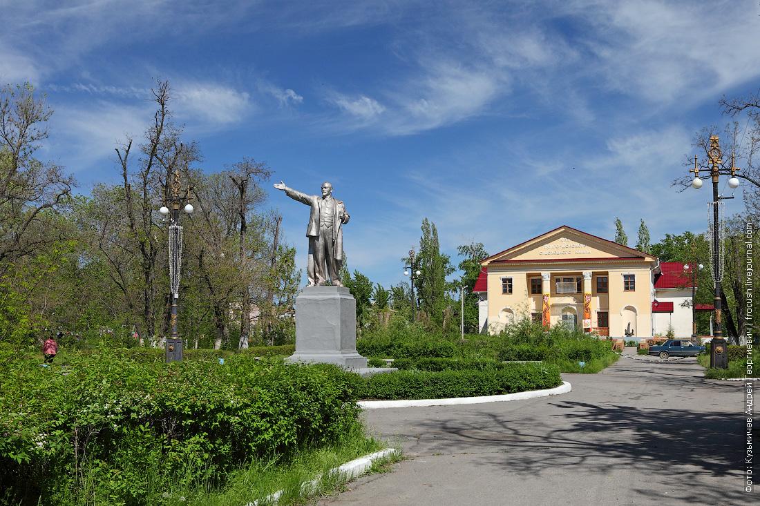 Поселок Пятиморск возник в 1952 году при строительстве Карповского гидроузла Волго-Донского канала