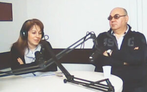 Игорь Гольберг — гость передачи «Гостиная online»
