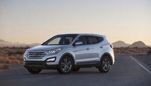 Рассмотрим выбор внедорожника Hyundai Santa Fe
