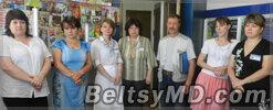 Презентация новых марок от Пошта-Молдовей — в Бельцах