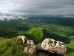 Высокогорное плато Бермамыт