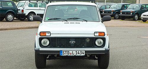 «Нива» для немцев лучше Range Rover