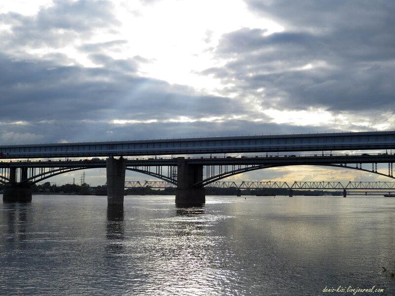 Мосты через Обь 3