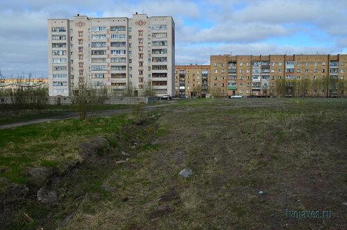 Фото города Инта №6934  Куратова 54 и 50 10.06.2014_15:41