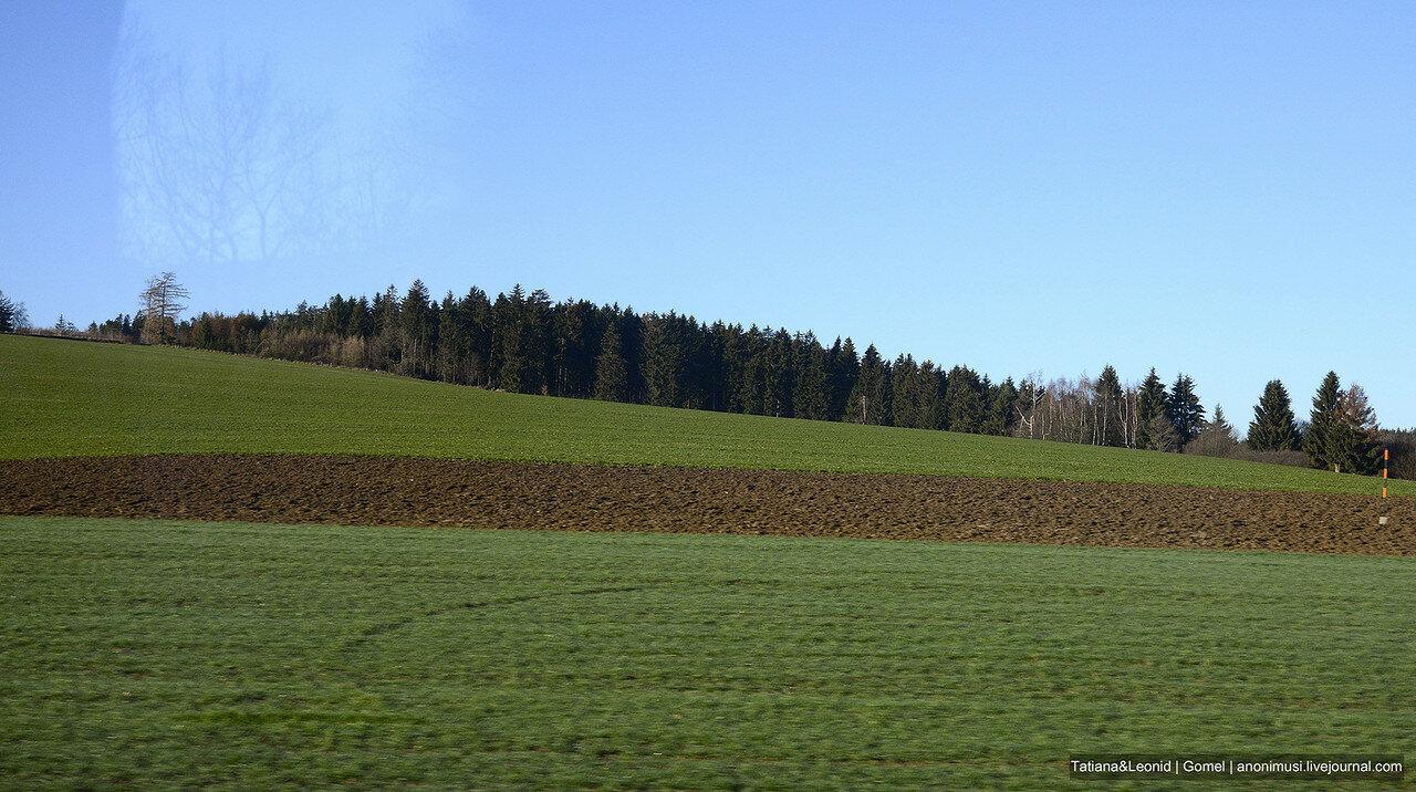 Дорога из Праги в Вену