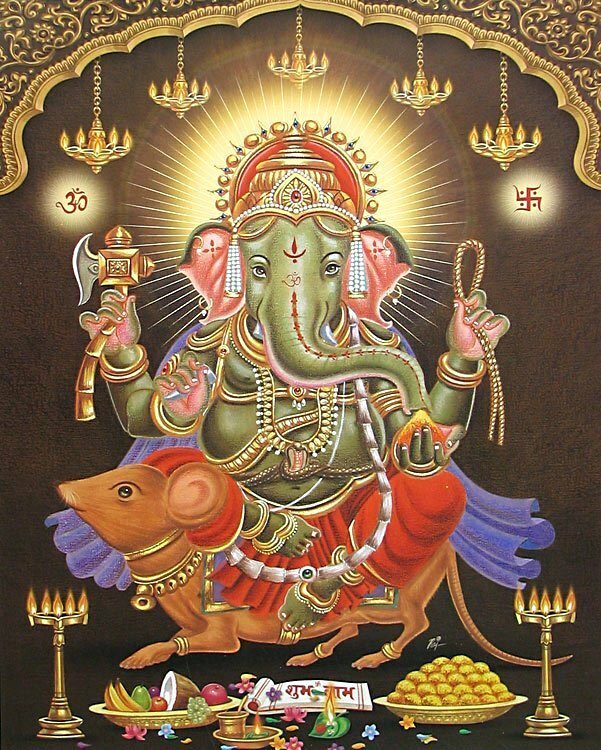 MR. SHRI GANESHA