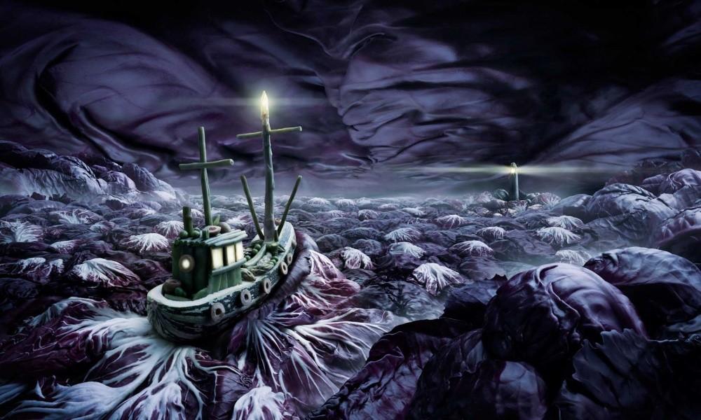3. Капустное море