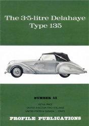 Книга The 3.5-litre Delahaye type 135