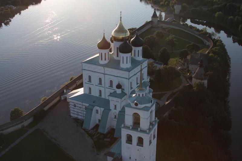 Псковский Кремль (Кром)
