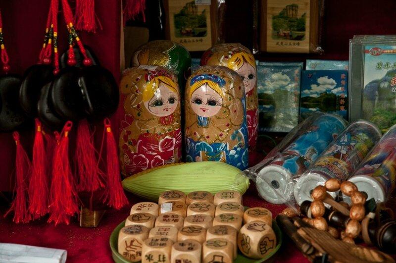 Русско-китайские матрешки
