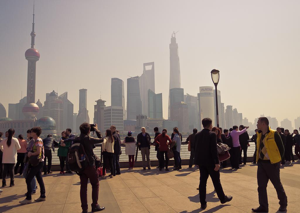 """11. Мастер-класс по съемке небоскреба """"Шанхайская Башня"""" от китайского фотолюбителя. Как мы путешествовали по Китаю."""
