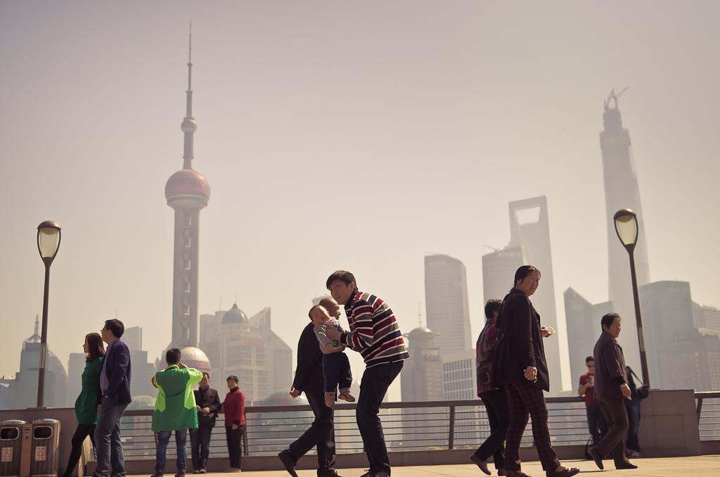 11. И дети и взрослые поражаются размерам человеческого гения. Экскурсии в Шанхае за один день. Вторая поездка в Китай.