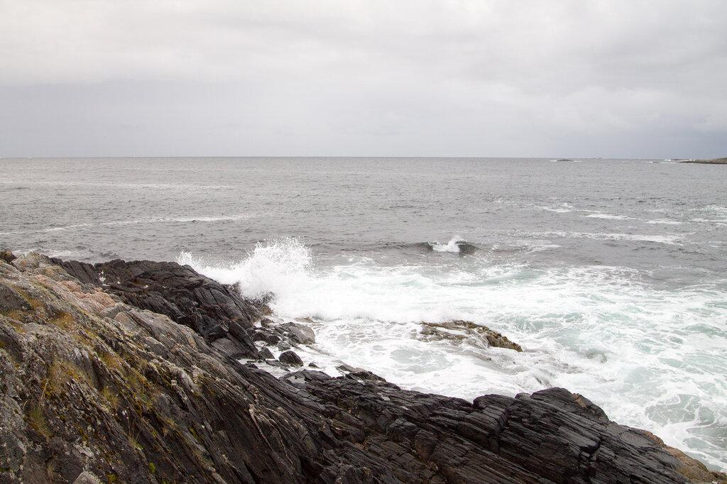 Атлантический океан,Норвегия