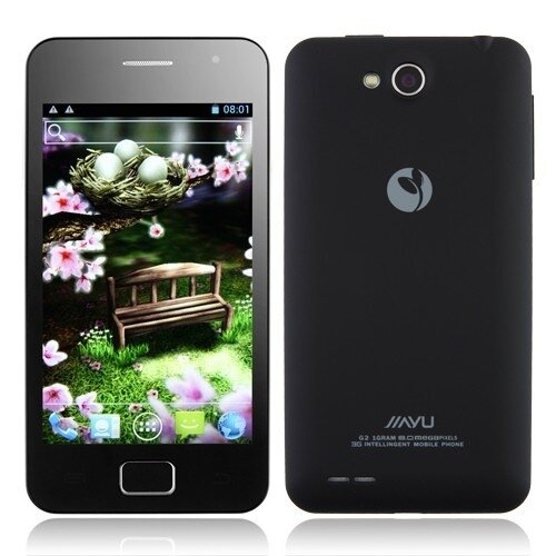 JIayu g2 Gorilla 4' Mobile Smart Phone MTK6577 SIM Dual Core Android 4 4GB ROM