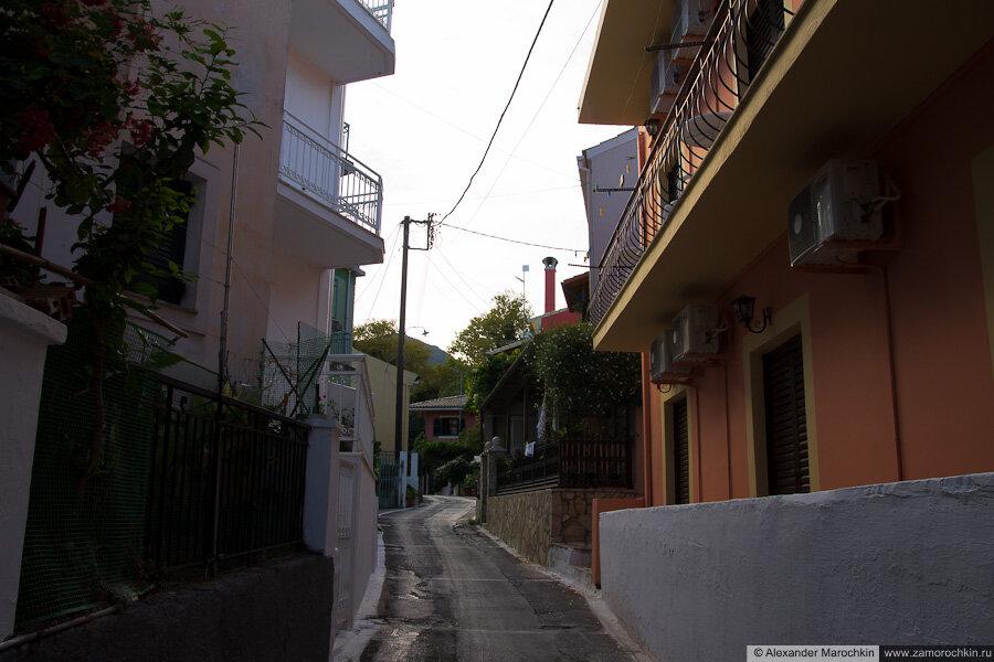 Узкие улочки Беницеса