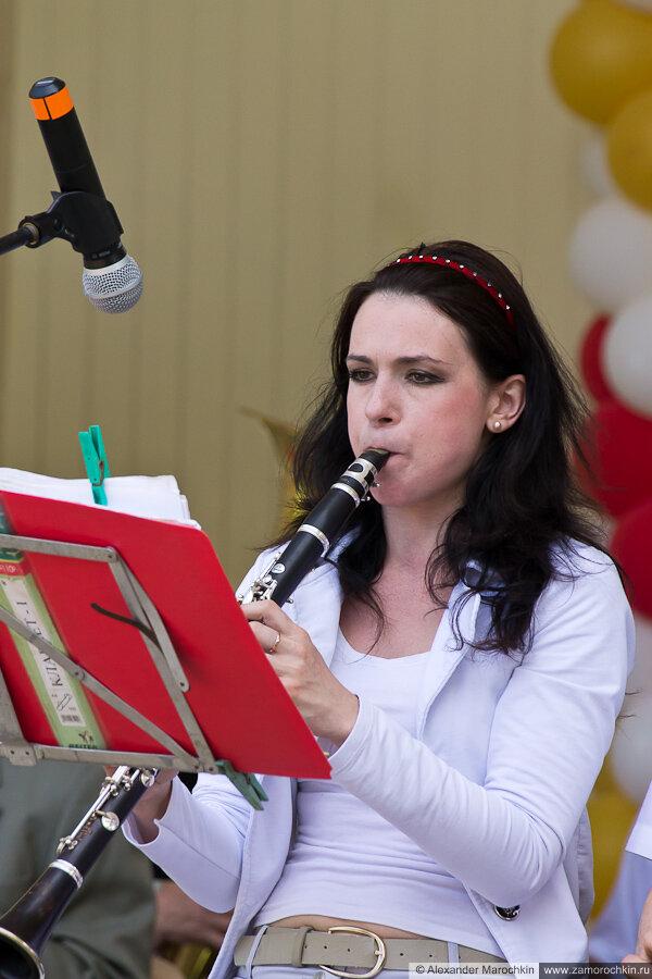 Кларнетистка