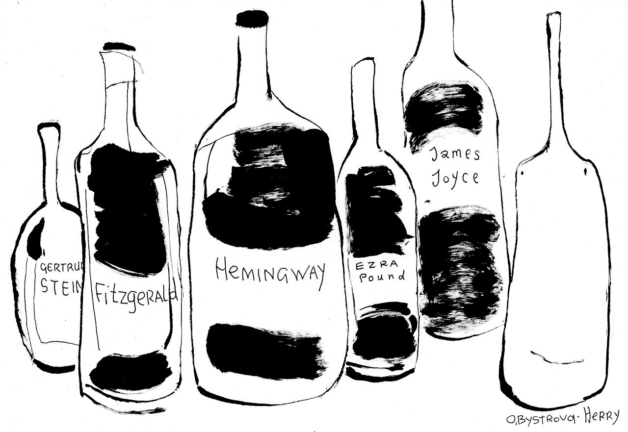 006 Mes Amis ( Hemingway )