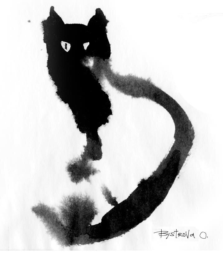 004 1 Chat Noir