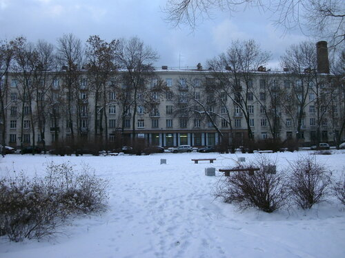 пр. Юрия Гагарина 17