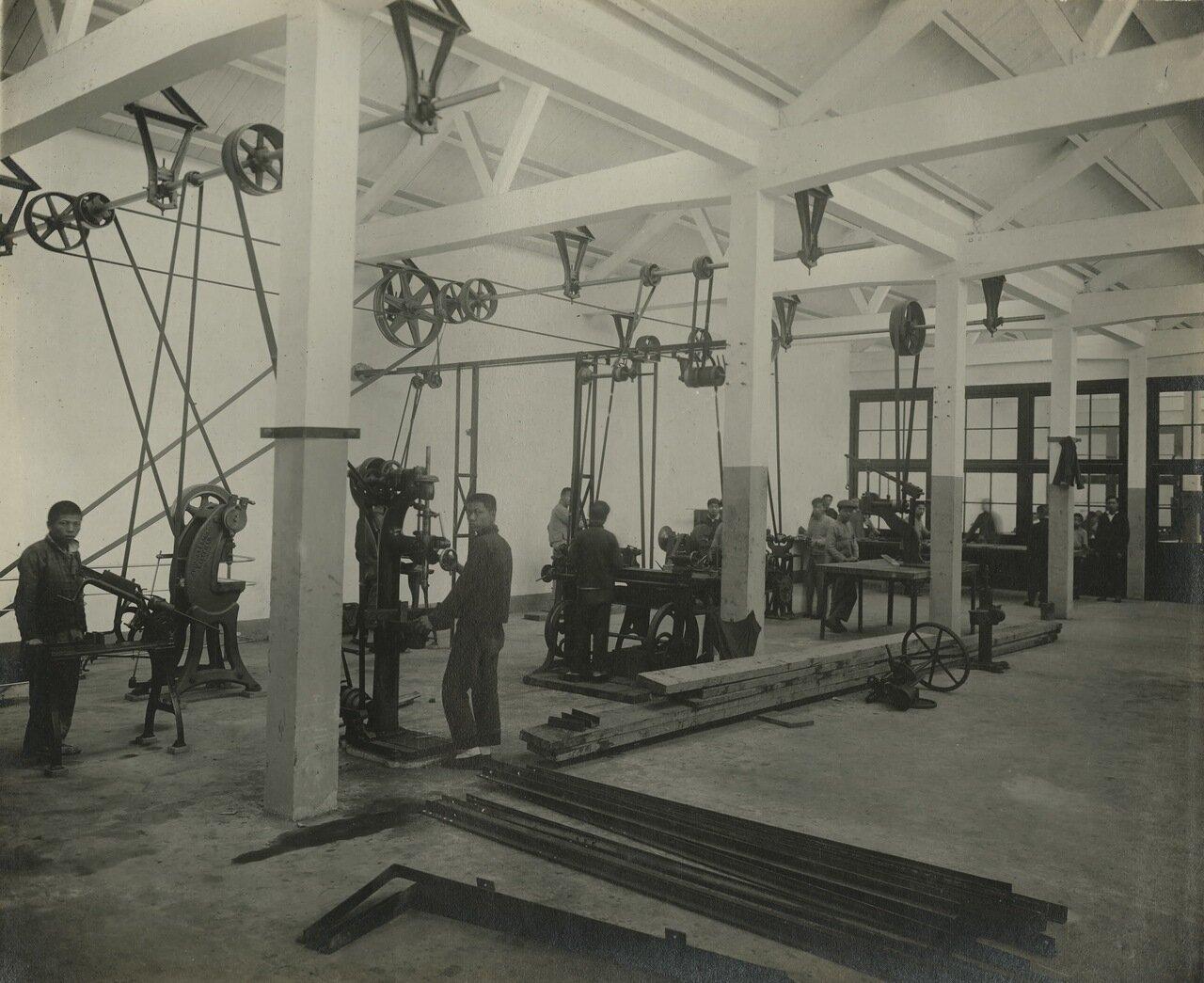 Производственная мастерская