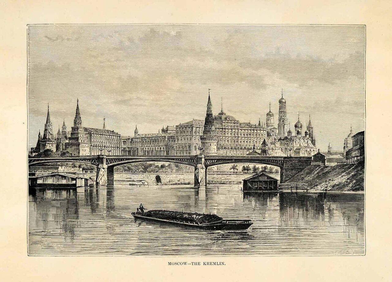 1912. Москва. Кремль