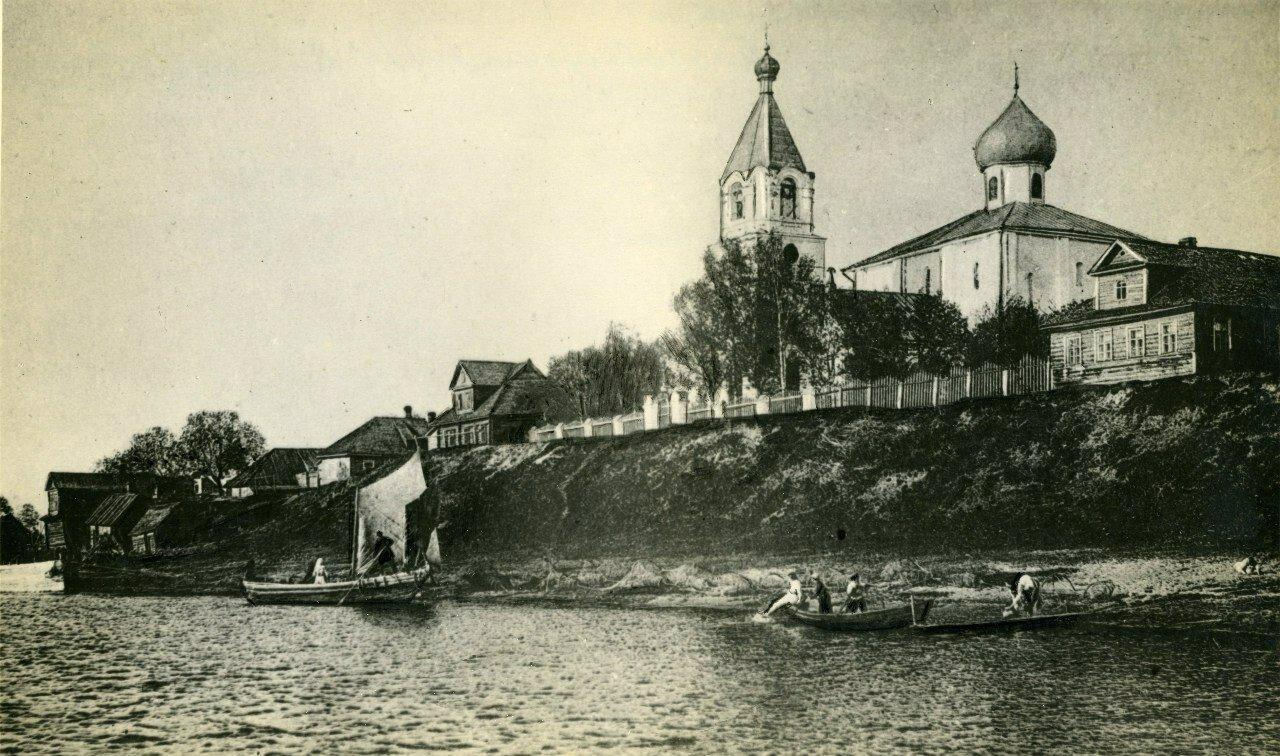 Городище. Церковь Благовещения