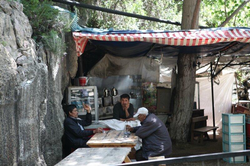 Турция, от Кумлуджи в сторону Анталии