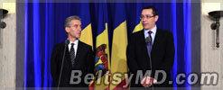 Молдавский популизм: строительство газопровода Яссы-Унгены