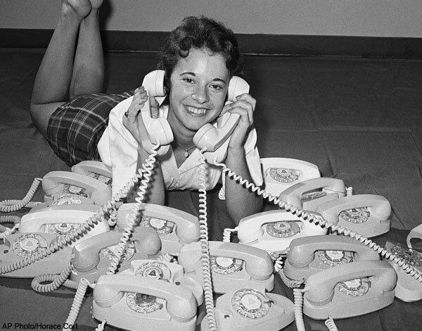 Telephone 1959