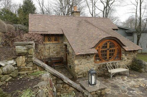 Домик хоббита в Пенсильвании