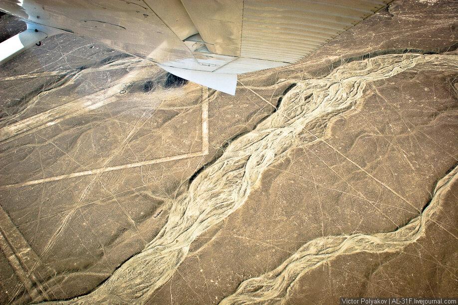 Линии пустыни Наска