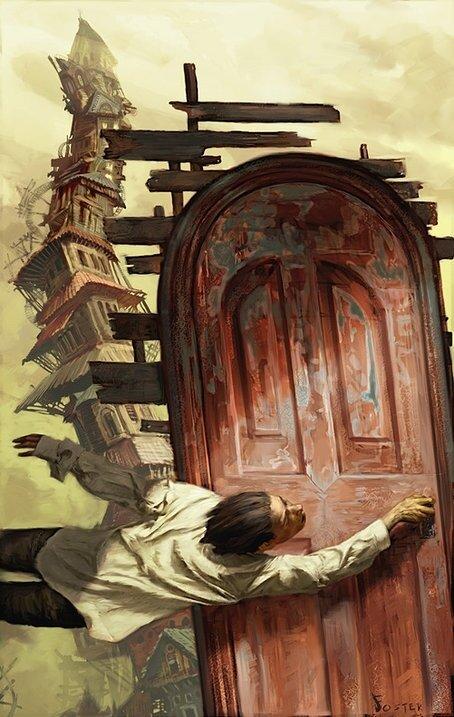 Jon Foster и его нереальное видение реальности. 30 отличных (от других) видений художника.