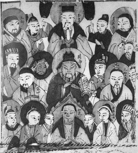 Китайские боги