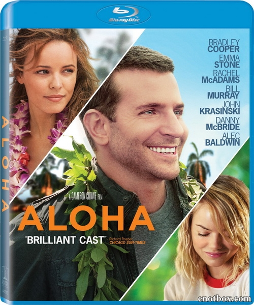 Алоха / Aloha (2015/BDRip/HDRip)
