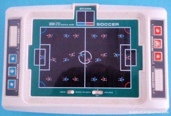 World Cup SOCCER от TOMY Electronics фото