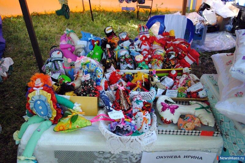 Сувениры ручной работы (02.07.2013)