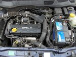Opel corsa C astra G 1.7 dti y17dt двигатель ISUZU