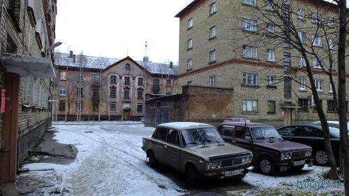 Фото города Инта №6222  Мира 7 (двор), Социалистическая 6 и 3 10.11.2013_14:12