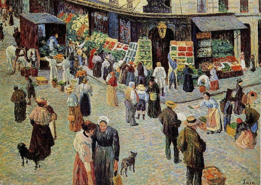 La Rue des Abbesses, 1896.JPG