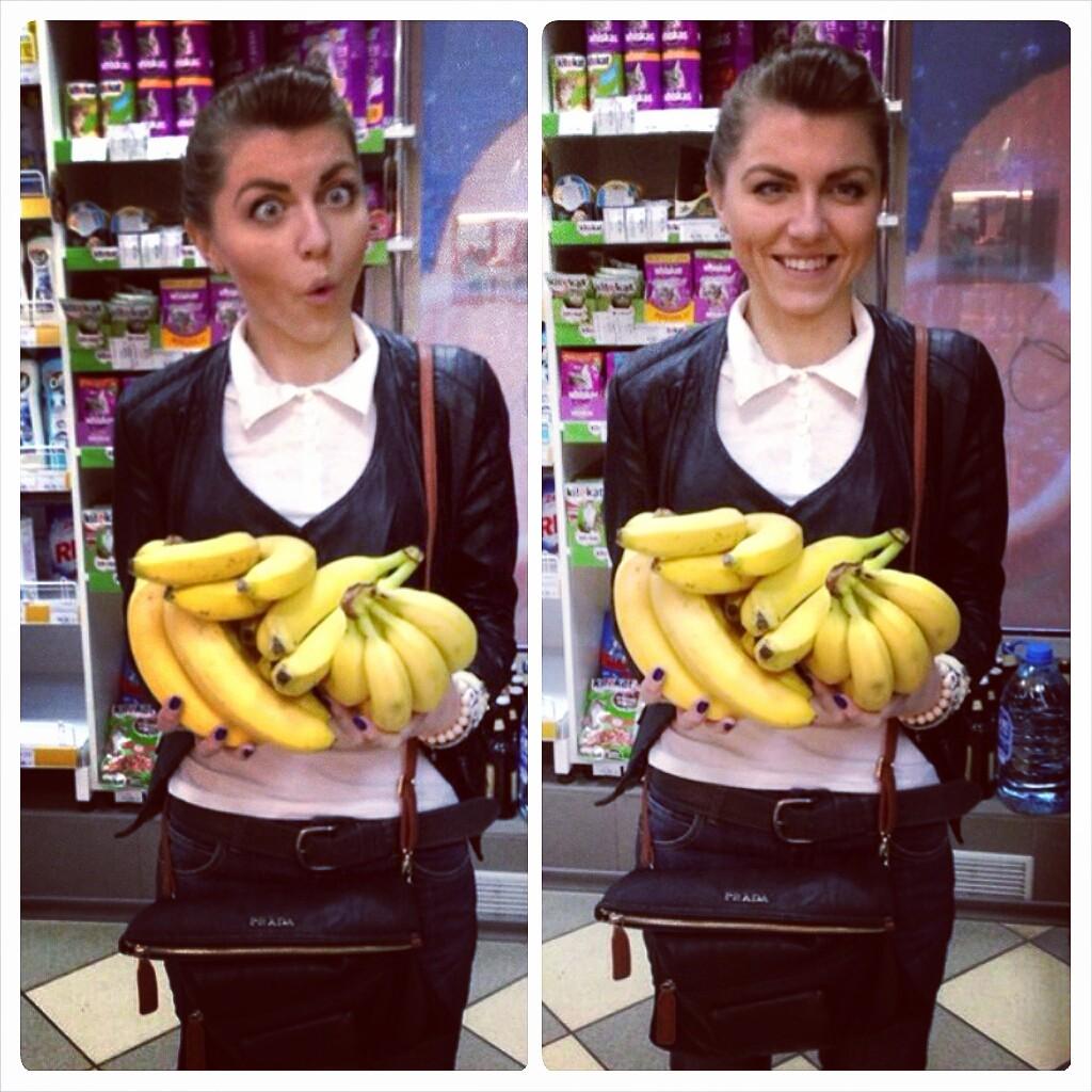 Бананы Ксения