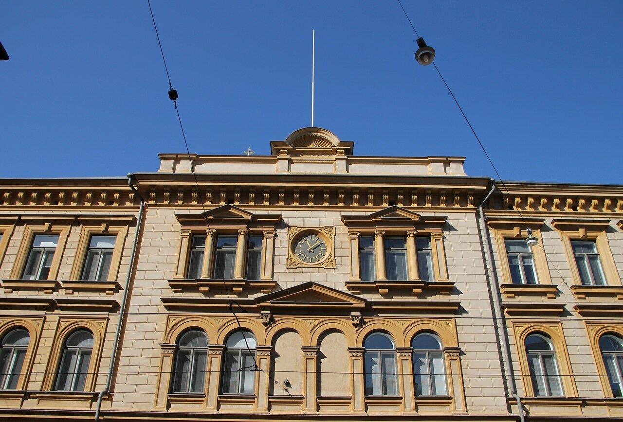 Financial supervision authority (Rahoitustarkastus), Helsinki