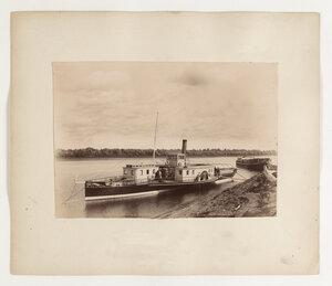 Река Тавда. Тобольская губерния