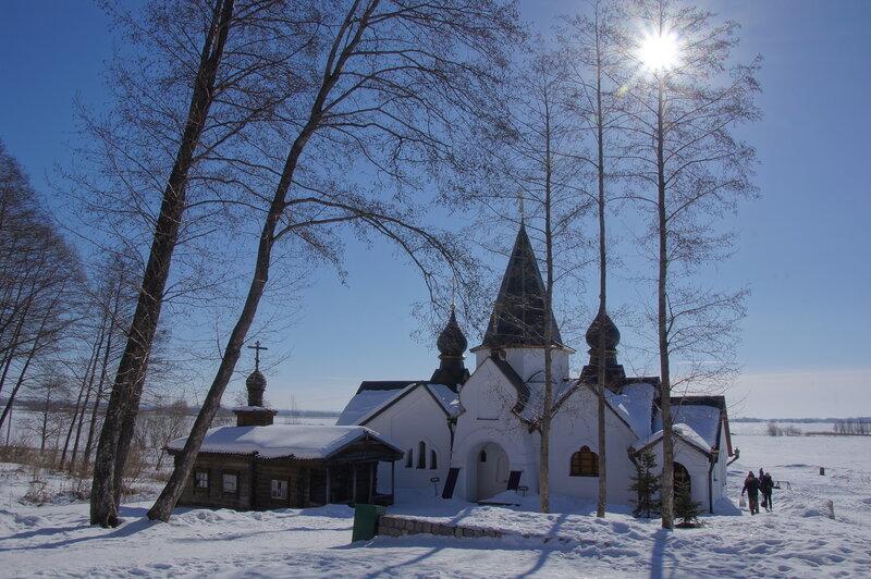 Иоанно-Богословский монастырь