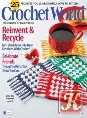Книга Crochet World vol 38 № 4 2015