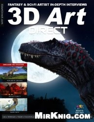 3D Art Direct July 2015