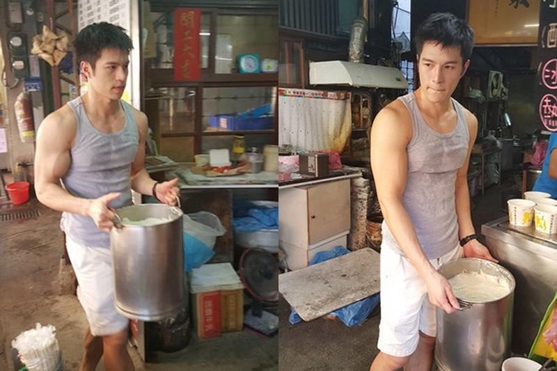 Красавцы с тайваньских рынков